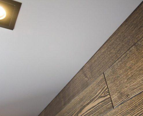 как правильно сделать бесщелевой натяжной потолок