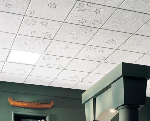 потолки армстронг дизайнерские