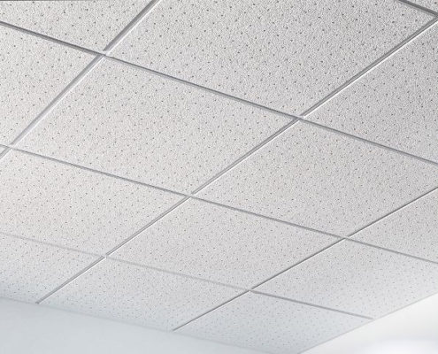 потолок типа армстронг армированный